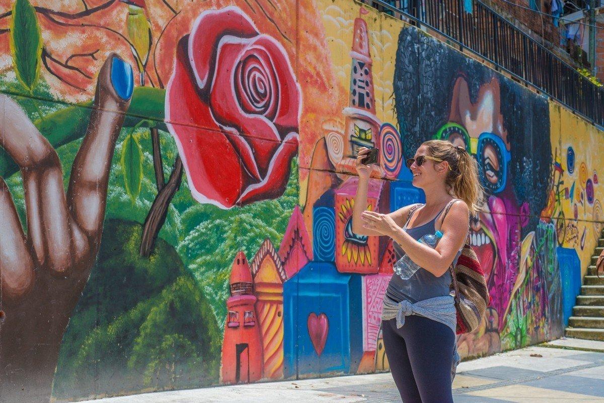 A barrio transformed